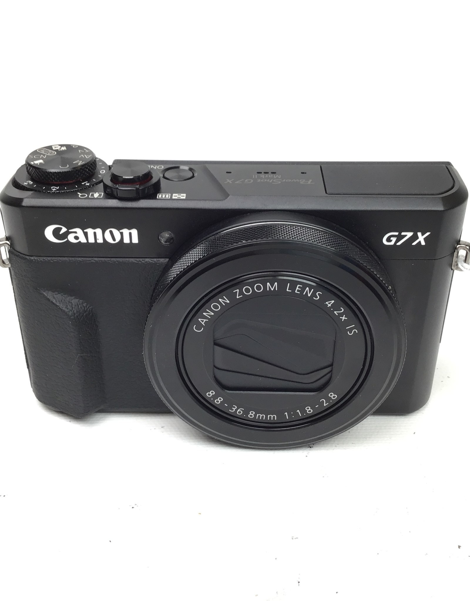 CANON Canon G7X Mark II Camera Used EX