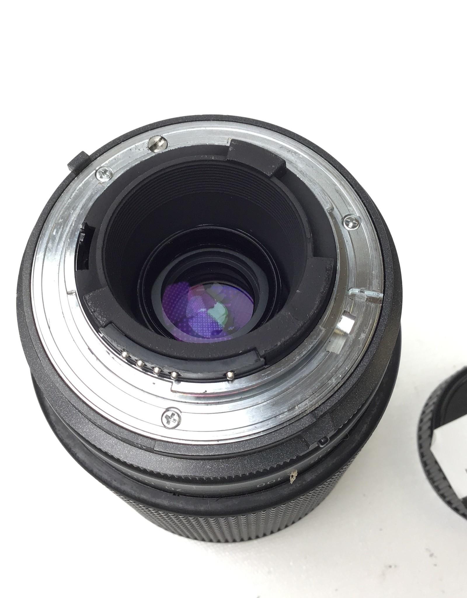 Promaster 70-300mm f4-5.6 Lens for Nikon Used Fair