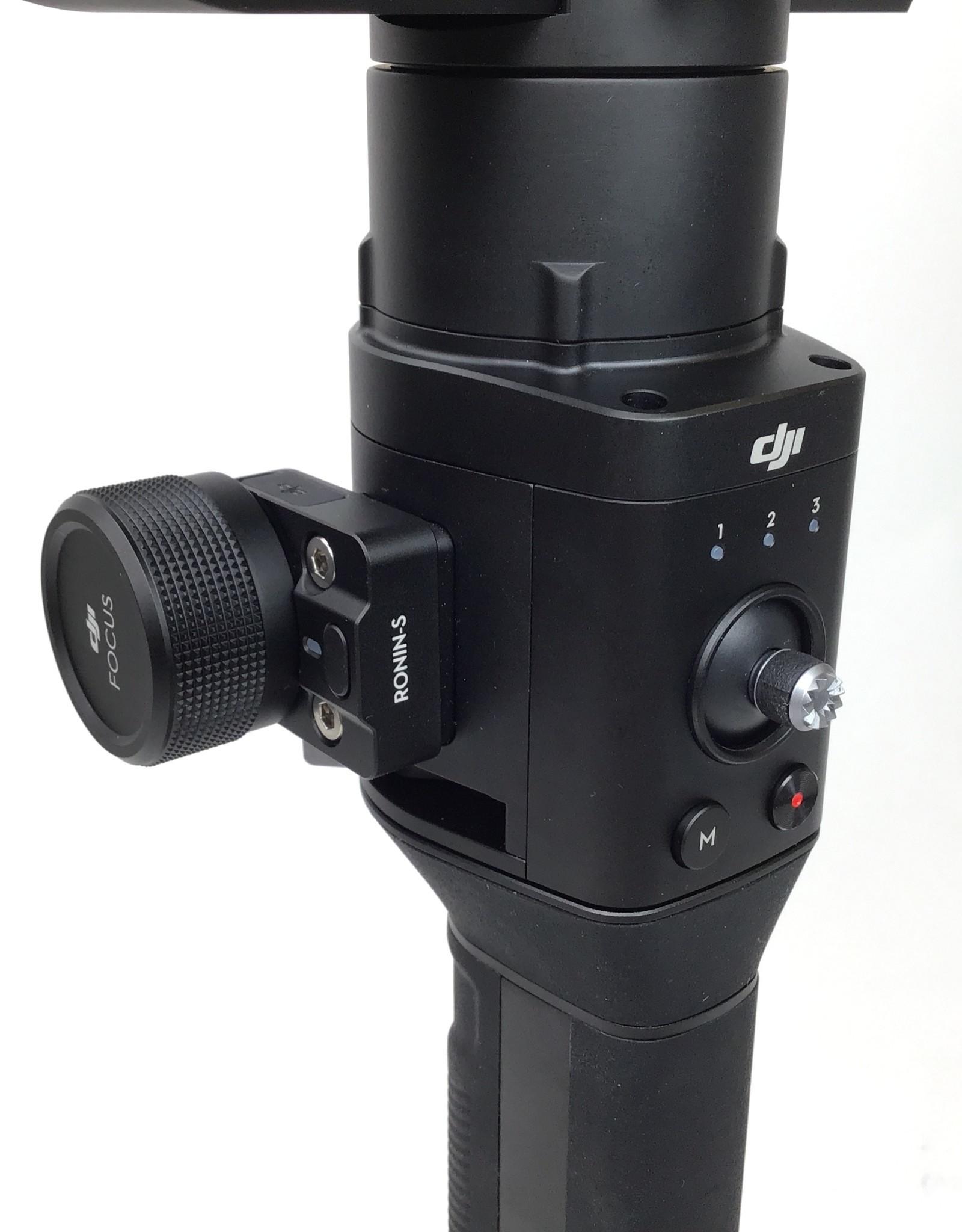 DJI DJI Ronis S Camera Stabilizer in Case Used EX
