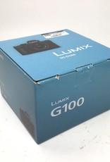 PANASONIC Panasonic Lumix DC-G100k G100 Camera in Box Used EX