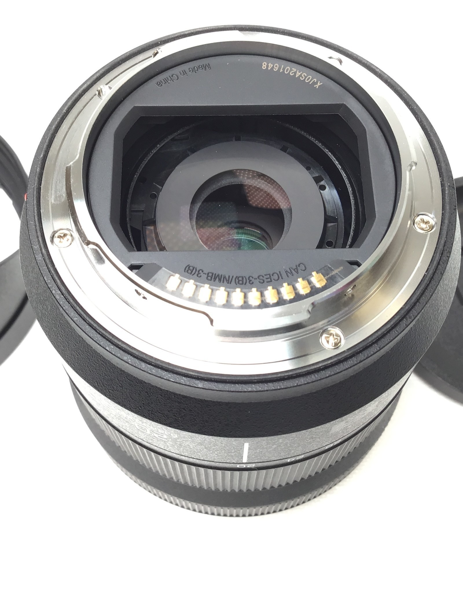 PANASONIC Panasonic S 20-60mm f3.5-5.6 Lens Used EX