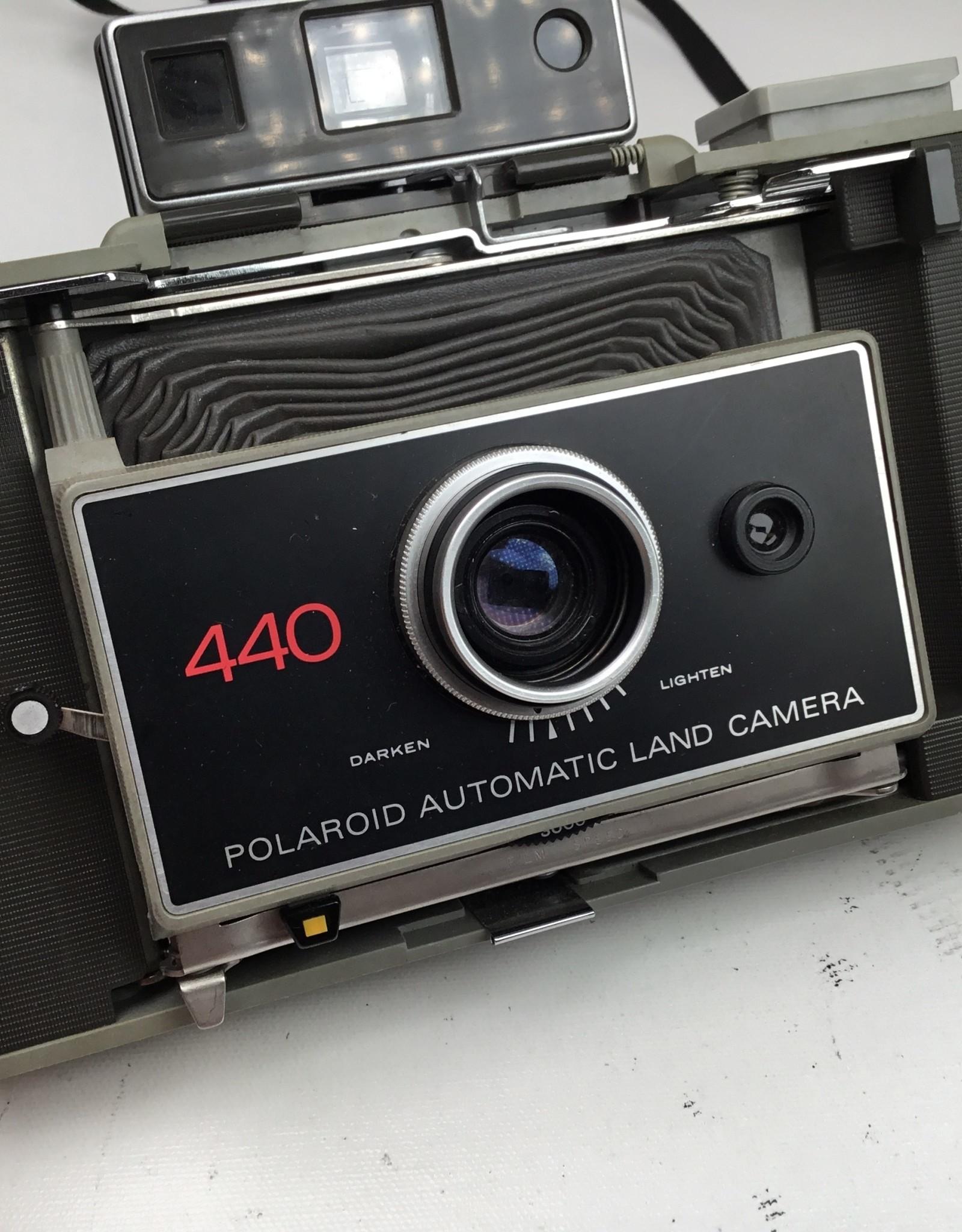 POLAROID Polaroid 440 Camera Used Disp