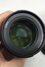 PANASONIC Panasonic S 85mm f1.8 L Mount Lens Used EX