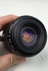 CANON Canon EF 80-200mm f4.5-5.6 II Lens Used Good