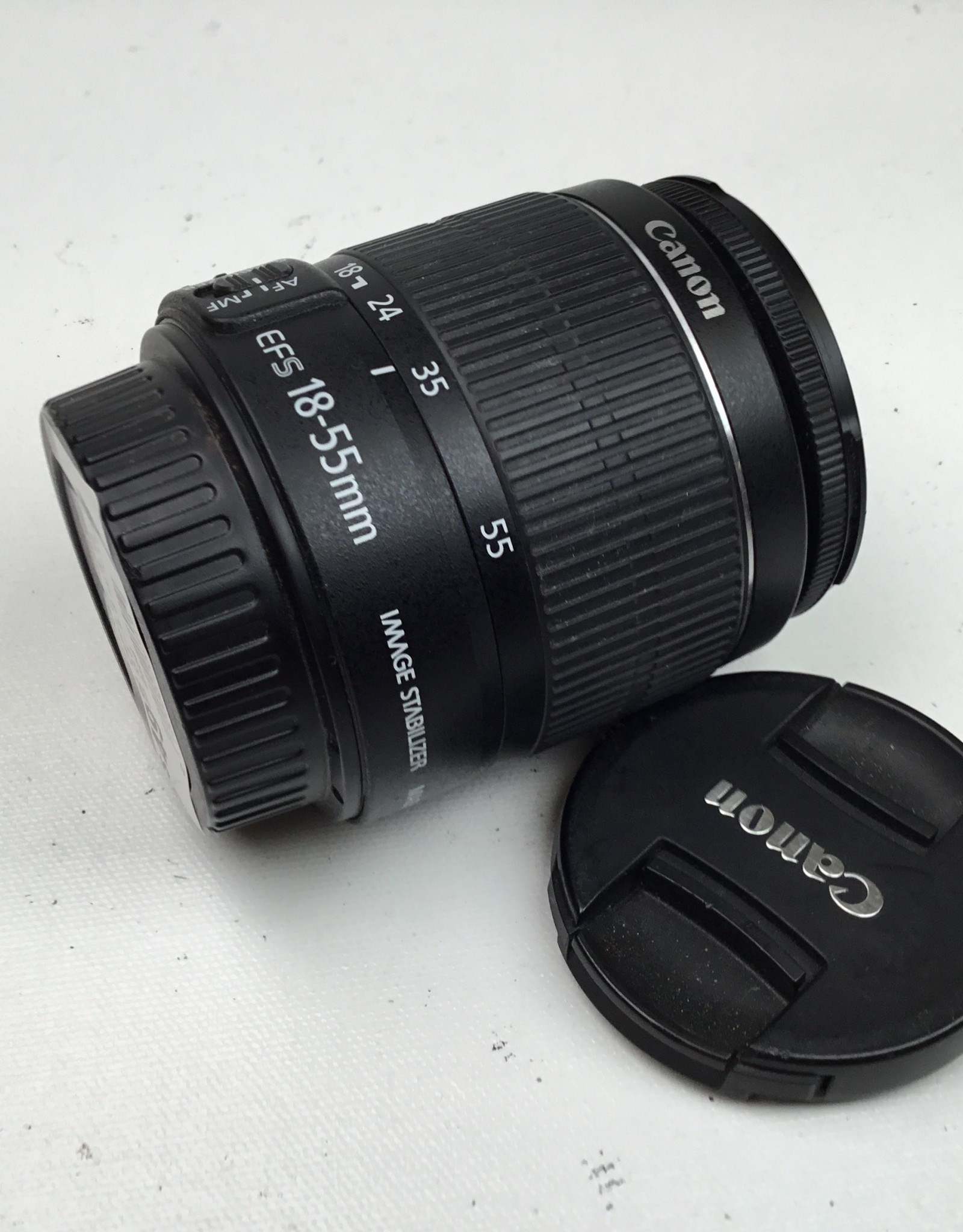 CANON Canon EF-S 18-55mm f3.5-5.6 IS II Lens Used Good