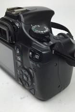 CANON Canon EOS Rebel T3 Camera Body Used Good