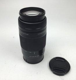SONY Sony 75-300mm f4.5-5.6 SAL75300 Lens Used EX