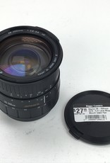 SIGMA Sigma 28-200mm f3.8-5.6 Lens Minolta AF Mount Used Fair