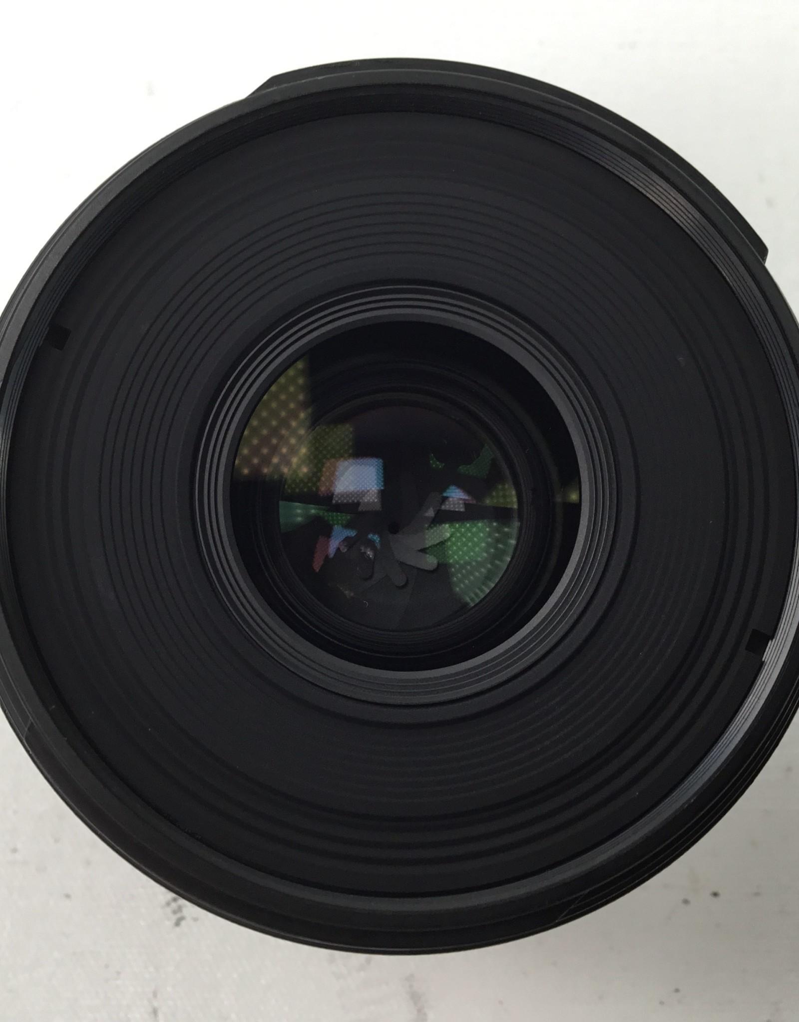 NIKON Nikon AF-S Micro Nikkor 60mm f2.8 G Lens Used Good