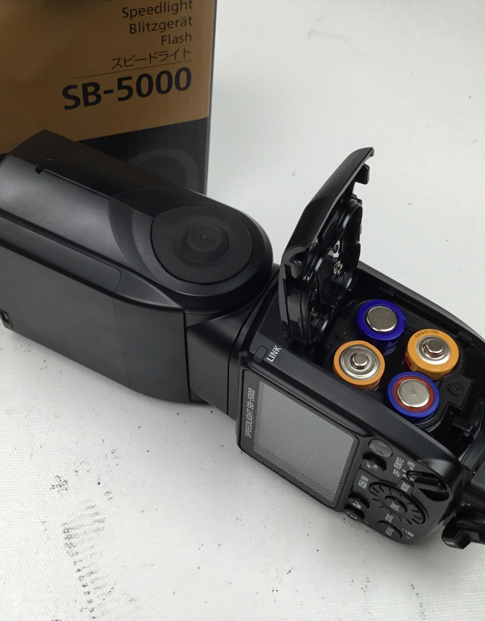NIKON Nikon SB-5000 Speedlight Flash in Box Used