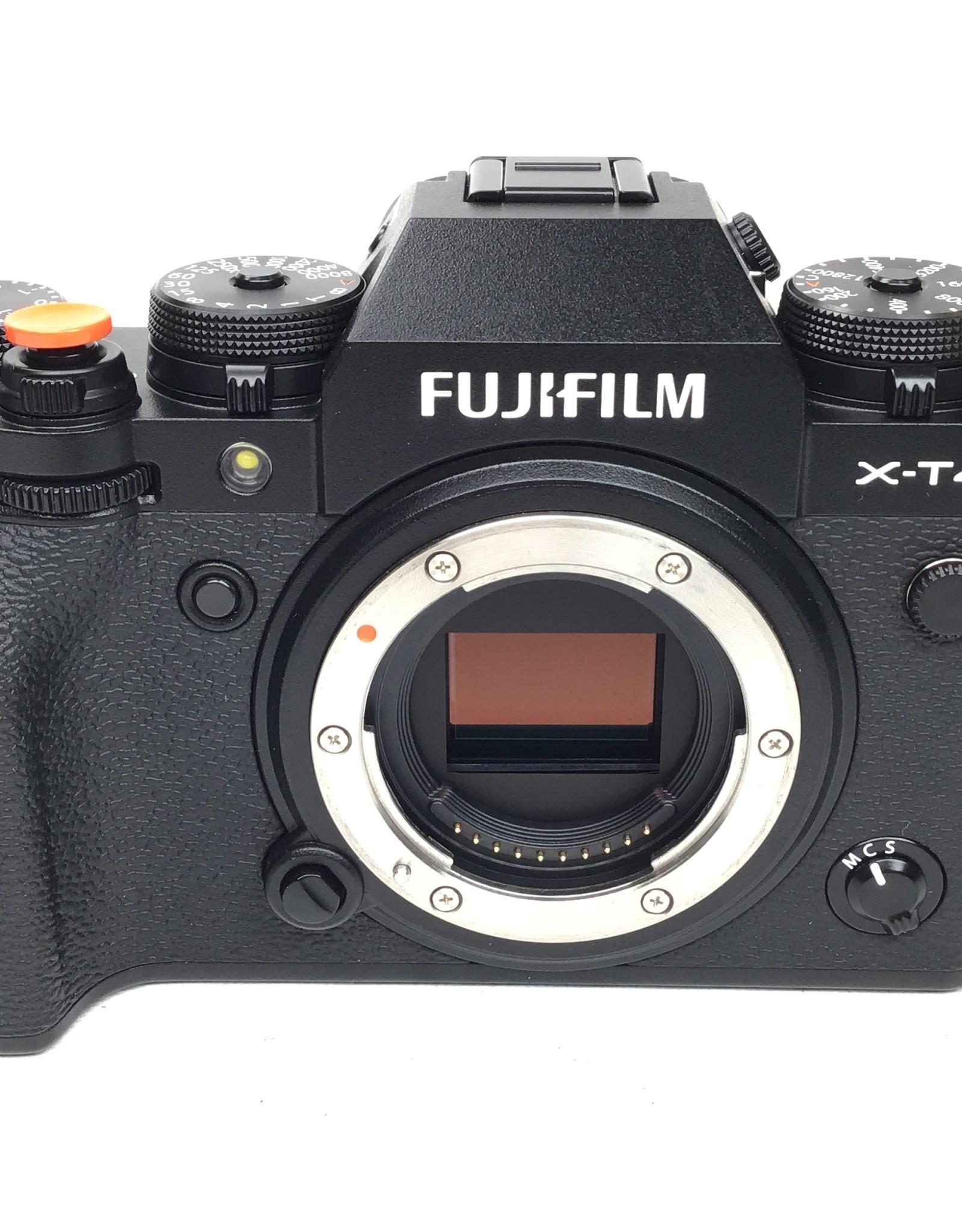 FUJI Fuji X-T4 Camera Body Black Used EX