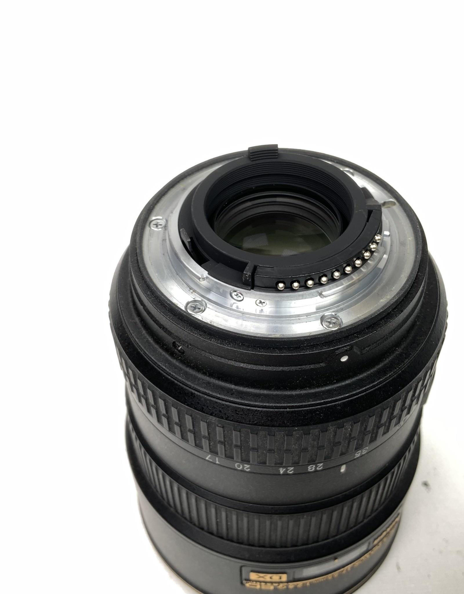 NIKON Nikon DX AF-S Nikkor 17-55mm f2.8 G Lens Used Good
