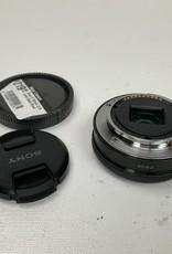 SONY Sony E 20mm f2.8 Lens Used Good