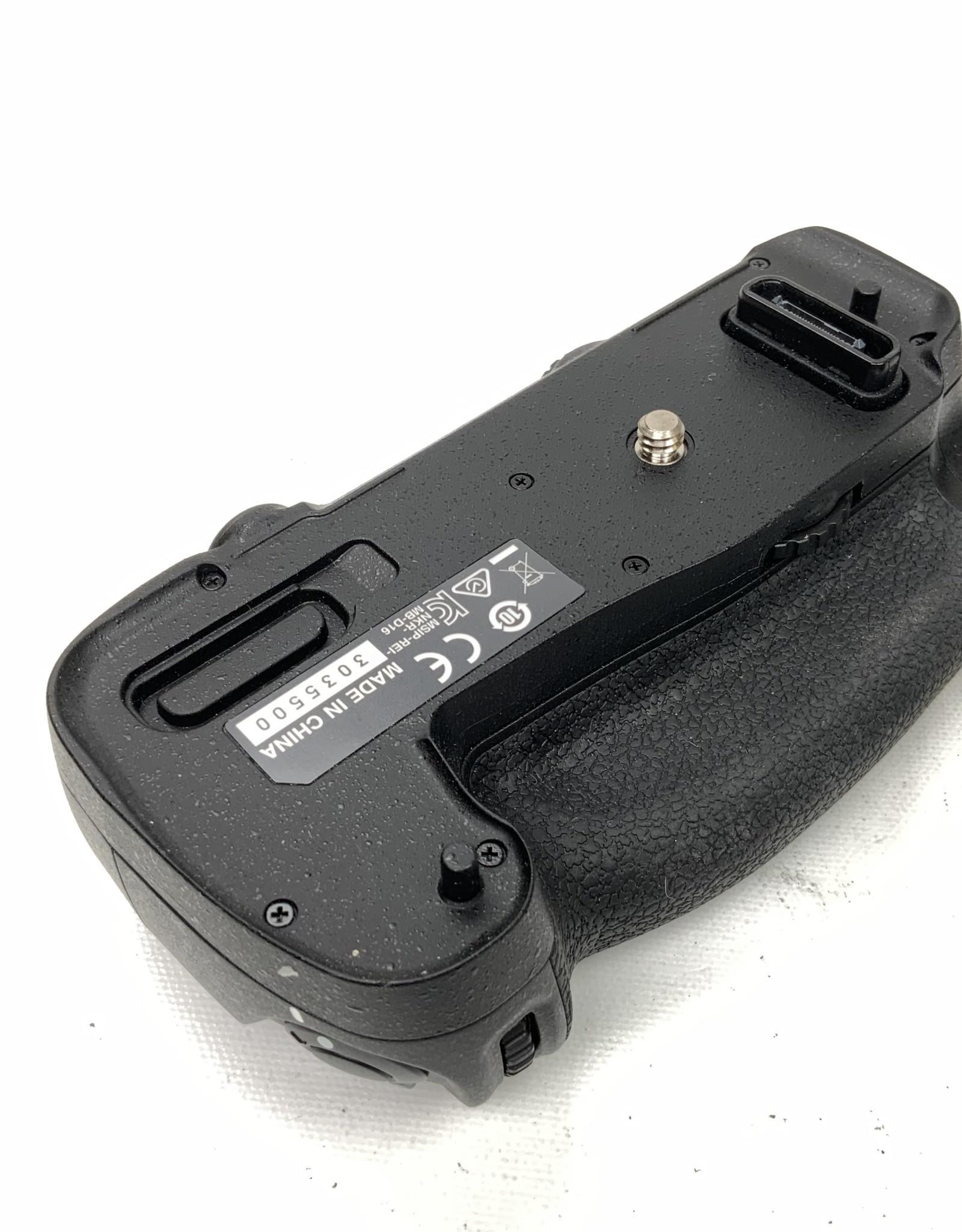 NIKON Nikon MB-D16 Grip for Nikon D750 Camera Used EX