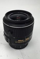 NIKON Nikon AF-S Nikkor 18-55mm f3.5-5.6 G VR II Lens Used EX