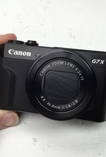 CANON Canon PowerShot G7X Mark II Camera Used EX