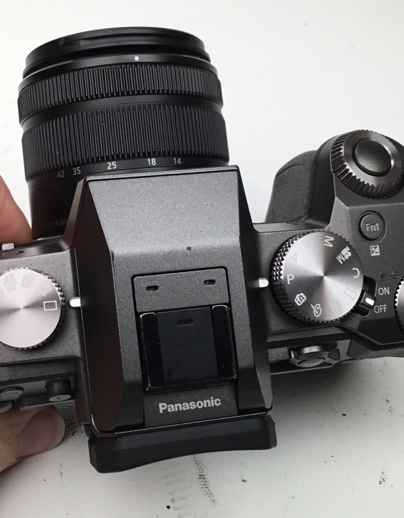 PANASONIC Panasonic DMC-G7 Camera (No Charger) w/ 14-42mm Used Good