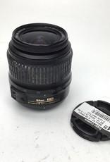 NIKON Nikon AF-S DX Nikkor ED 18-55mm f3.5-5.6G II Lens Used Fair