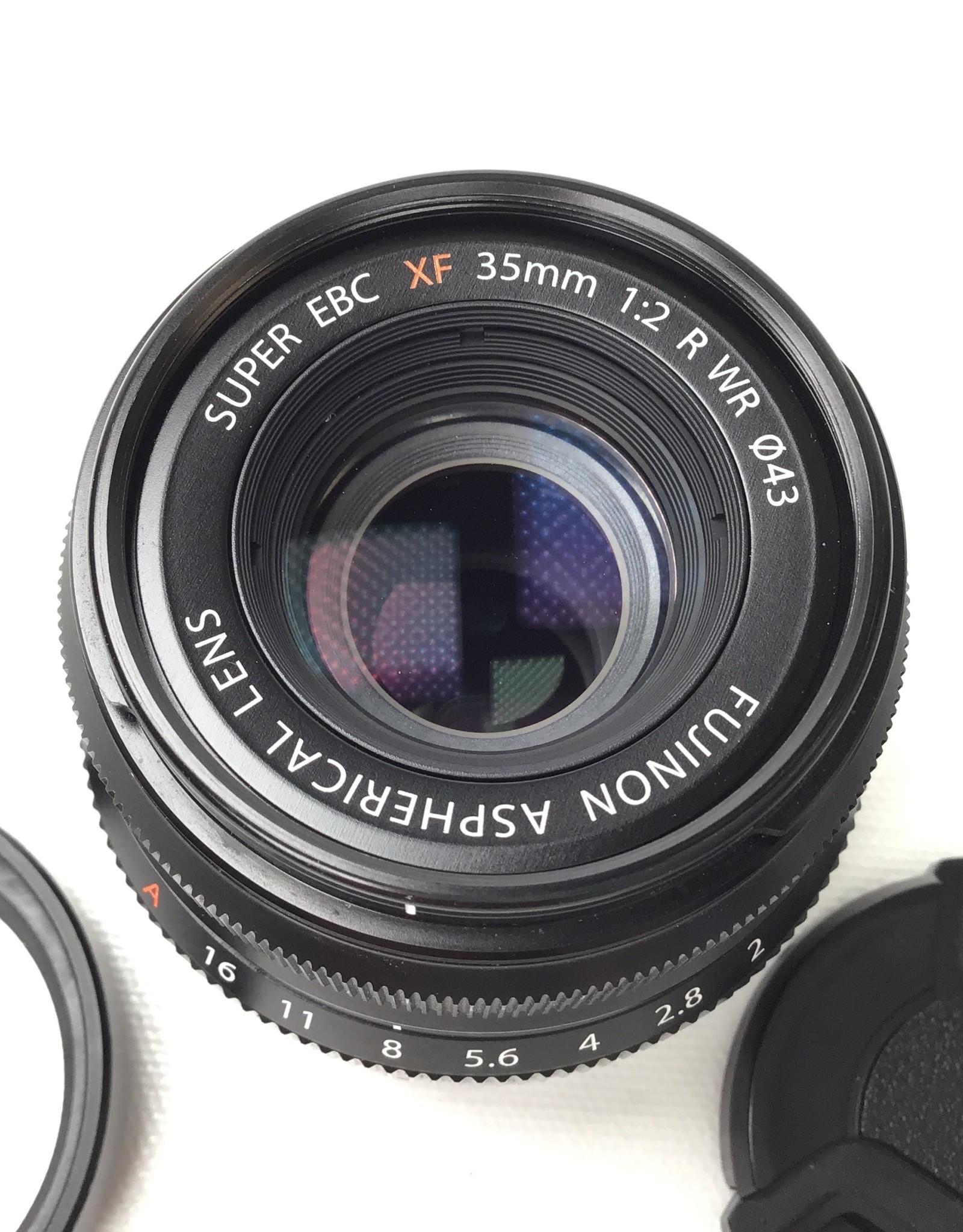 FUJI Fuji Super EBC XF 35mm f2 WR Lens Used EX