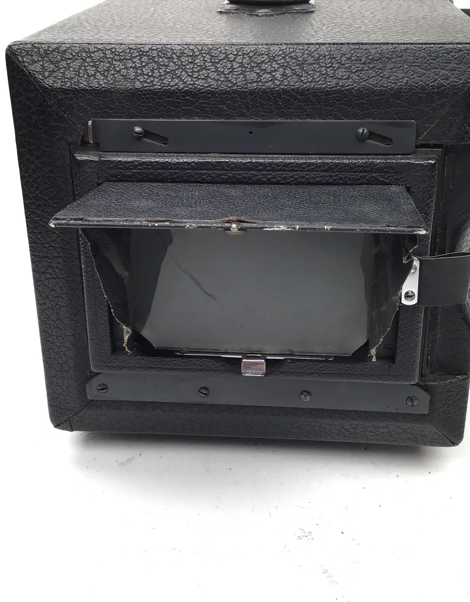 graflex Folmer Graflex Finger Print Camera Used Disp