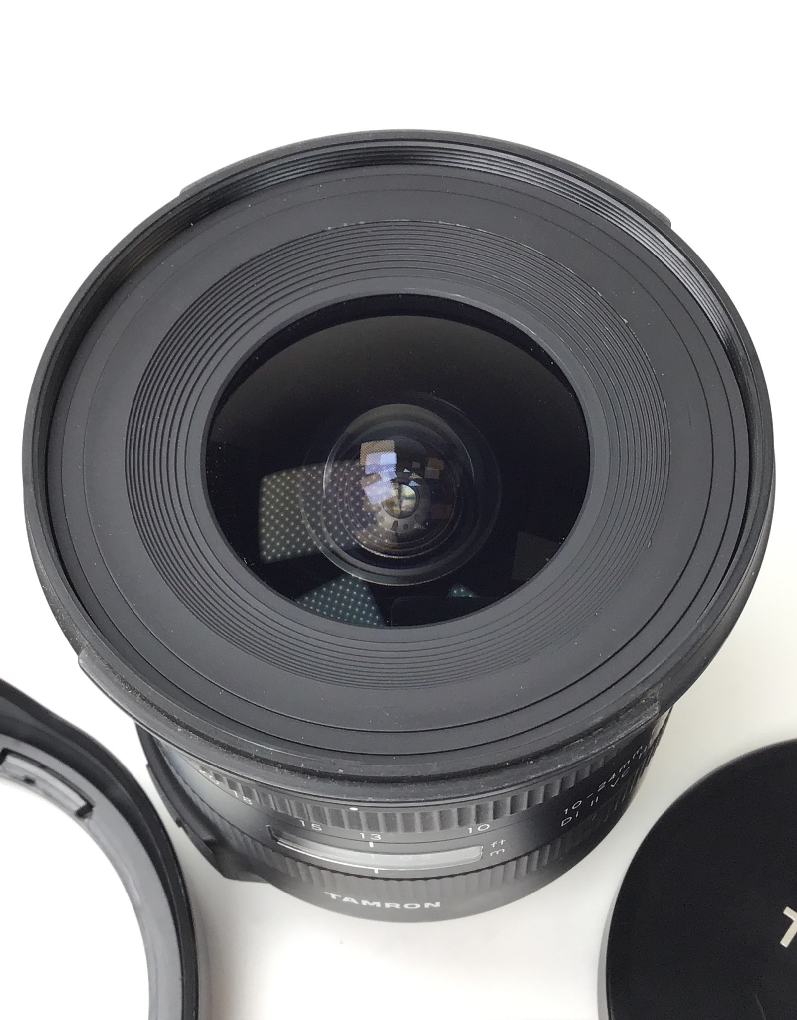 TAMRON Tamron 10-24mm f3.5-4.5 Di II VC HLD Lens for Nikon F Used EX