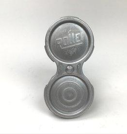 Rollei Rolleflex Rollei Aluminum Lens Cap for 3.5 Camera Used Good