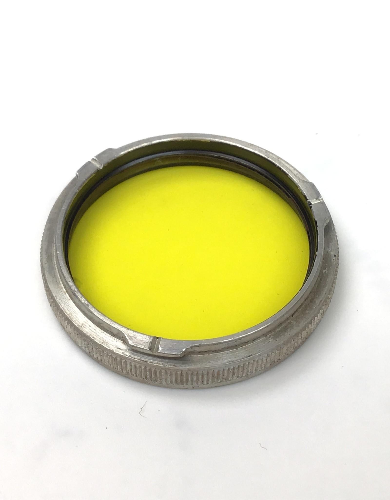 Rollei Rollei Rolleiflex 28.5 Bay 1 Gelb Mittel Yellow Filter Used EX