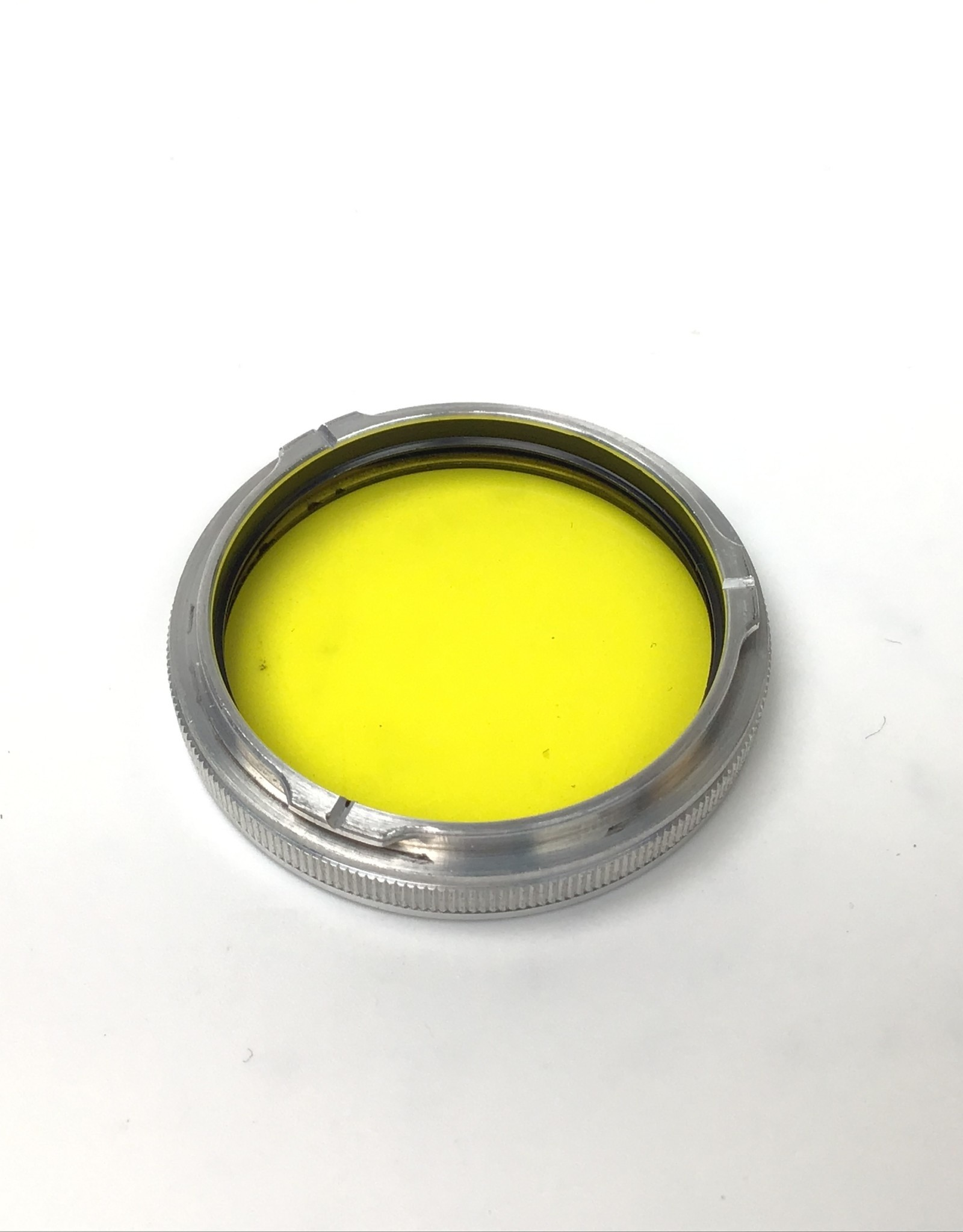 Rollei Rollei Bay 1 Gelb Mittel Yellow Filter with Case and box Used EX