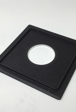 Toyo Lens Board for Toyo 45A, 45AX Copal 1 Hole Used EX
