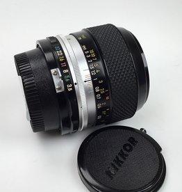 NIKON Nikon Micro Nikkor P 55mm f3.5 Non AI Lens Used EX