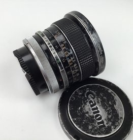 CANON Canon FD 20mm f2.8 Lens Used UG