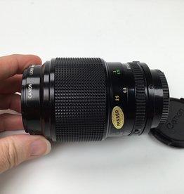 CANON Canon FD 100mm f4 Macro Lens Used EX