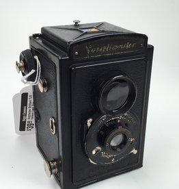 Voigtlander Voigtlander Brilliant TLR Camera Used Disp