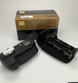 NIKON Nikon MB-D15 Used EX