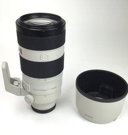 SONY Sony FE 100-400mm f4.5-5.6 OSS GM Lens Used Good
