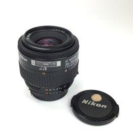 NIKON Nikon AF Nikkor 35-70mm f3.3-4.5 Zoom Lens Used Good