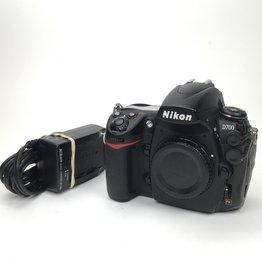 NIKON Nikon D700 Camera Shutter Count 175623 Used Fair