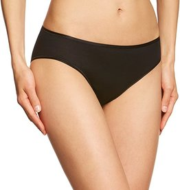 Hanro Cotton Seamless High Cut Brief