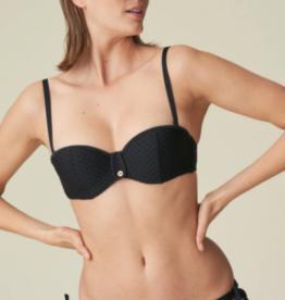 Marie Jo Swim Brigitte bikini top strapless padded