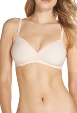 Hanro Cotton Lace Soft Cup Spacer Bra