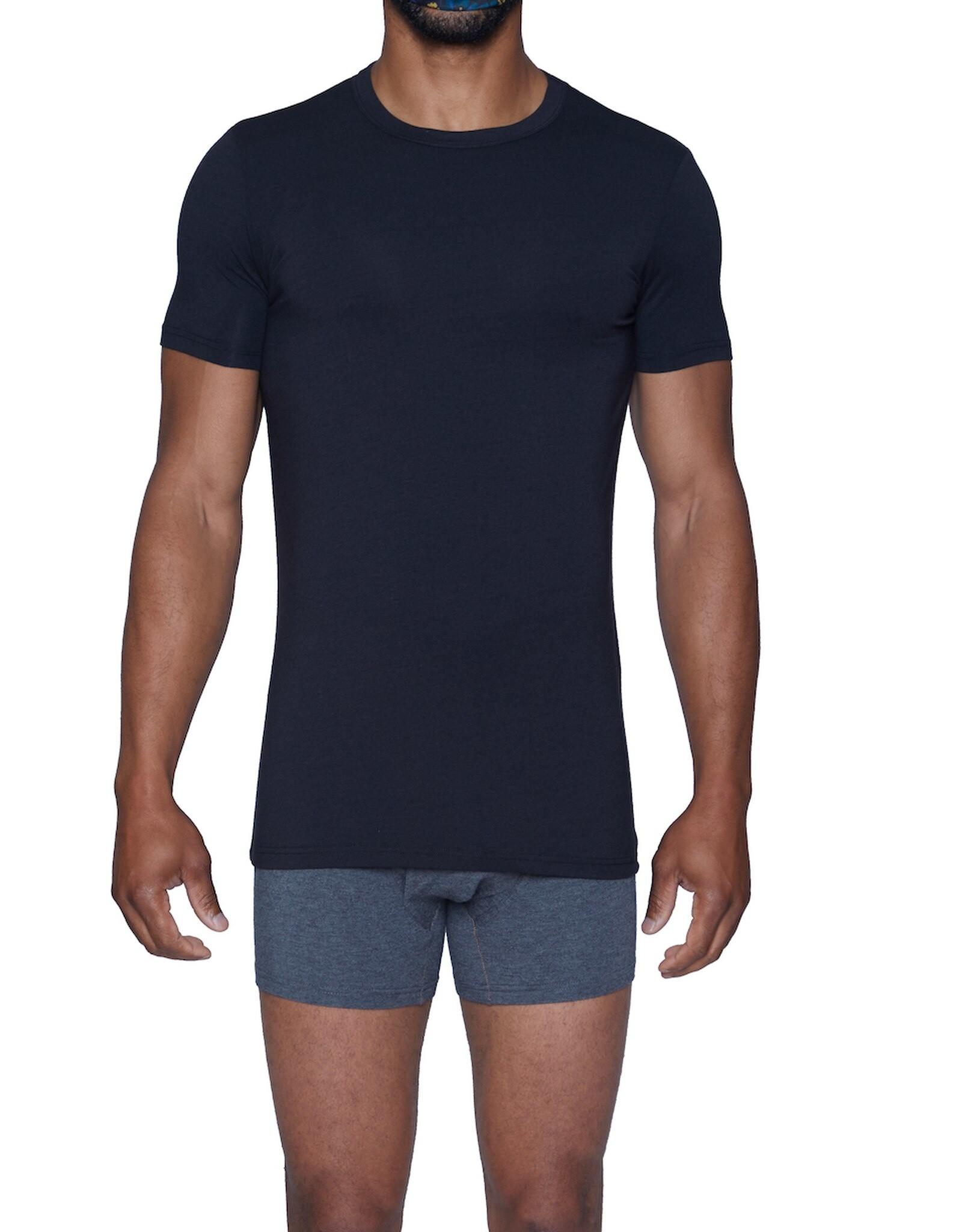 Wood Underwear Crew Neck Undershirt