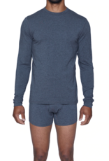 Wood Underwear Long underwear crew top