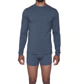 Wood Underwear Long underwear crew top