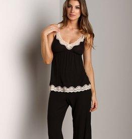 Eberjey Intimates Lady Godiva Short Sleeve Set