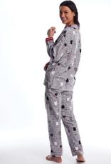 PJ Salvage PJ Salvage Time to Wine Down Pajama Set
