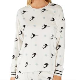 PJ Salvage Ski u Later longsleeve pajama set