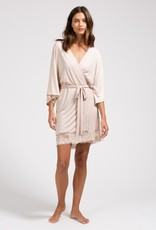 Eberjey Intimates Rosalia Elevated Everyday Robe