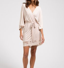 Eberjey Intimates Rosalia Elevated Everyday Robe