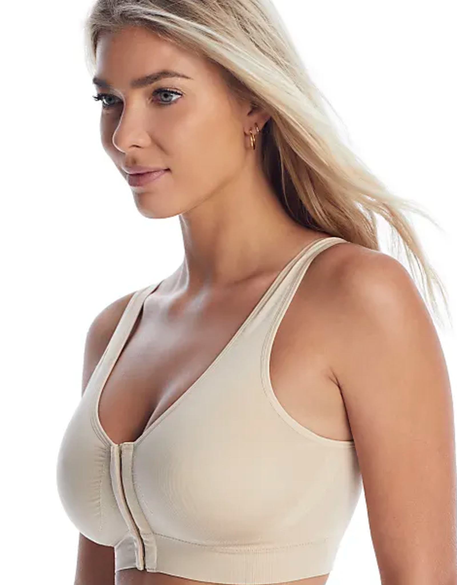 Wacoal Mastectomy Front Closure Bra