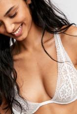 Free People Hyper plunge Underwire bra